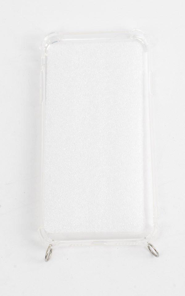 Telefoonhoesje transparant, Iphone XS Max -