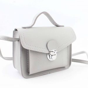 Crossbody - Klassiek - grijs