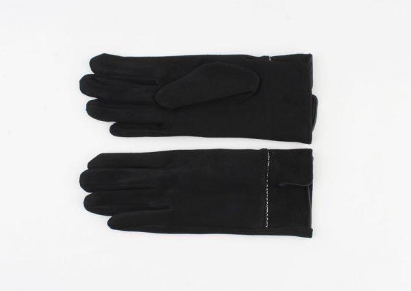 """Handschoen """"Acacia"""" zwart"""