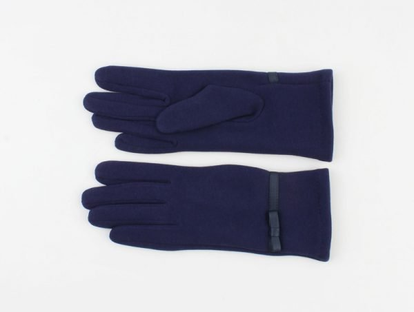 """Handschoen """"Lisi"""" blauw"""