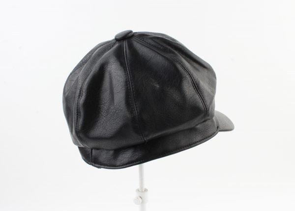 "Ballonpet ""Piura"" zwart -"
