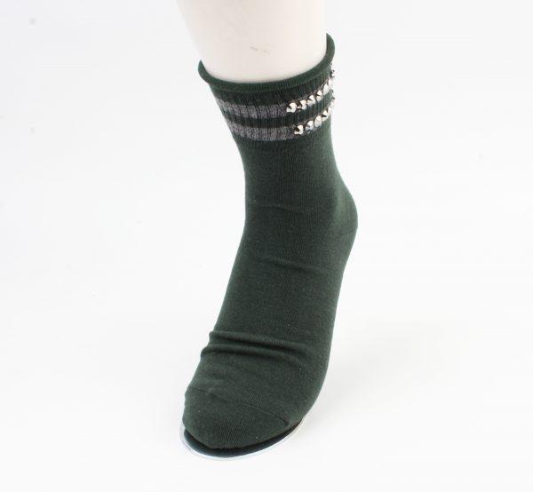 """Sokken """"Vicha"""" groen"""