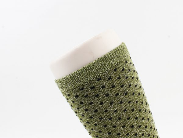 "Sokken ""Jivia"" groen -"