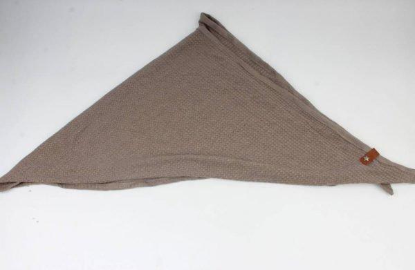 Sjaal driehoek uni (812773)