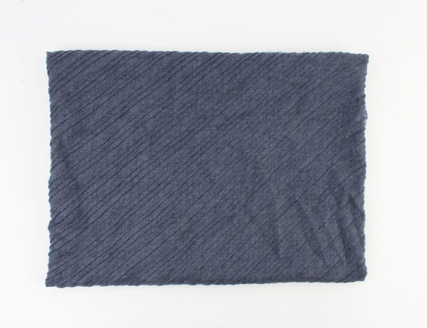 """Sjaal """"Mocoa"""" blauw - Indini"""