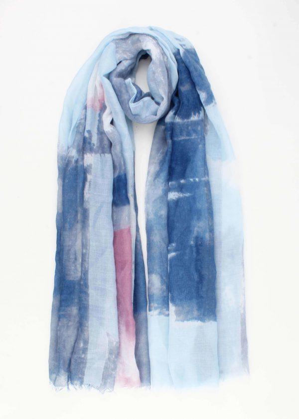 "Sjaal ""Ulysses"" blauw"