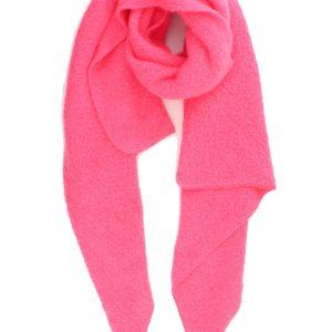 "Sjaal ""Bexney"" fel roze"