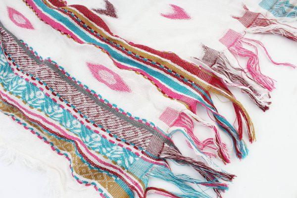 "Sjaal ""Laura"" multi kleur -"