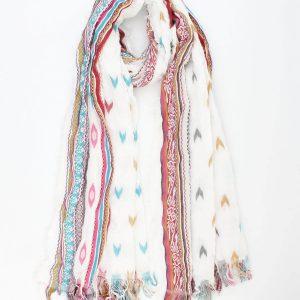 "Sjaal ""Laura"" multi kleur"