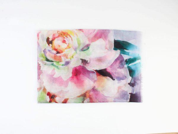 "Sjaal "" Nova"" roze"