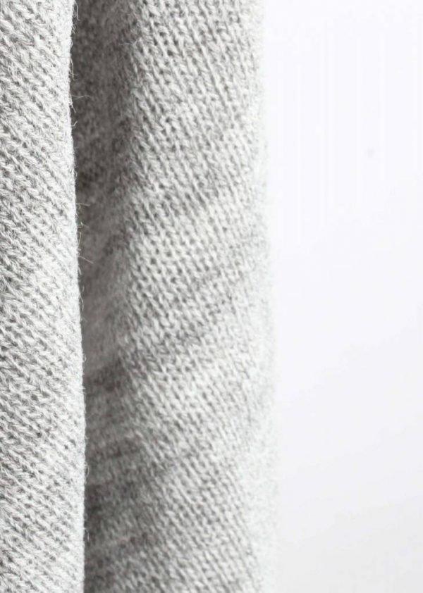 Tuniek uni grijs -