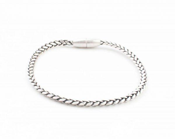"Armband ""Elif"" zilver"