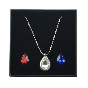 Diamand Ketting - Zilver - Medium Size