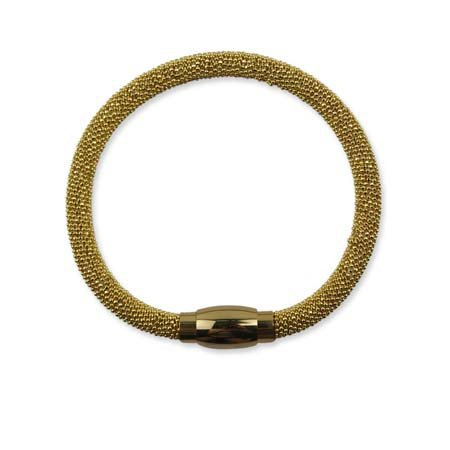 Ronde Luxe Armband - Goud/Geel