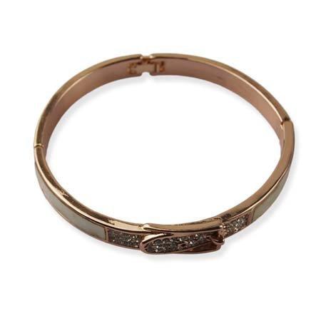 Bronze armband - Kliksluiting