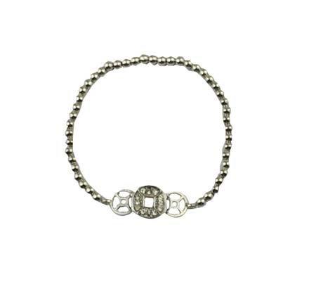 Ronde Beads Armband