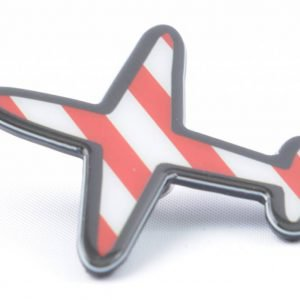 Fashion Pin Airplane