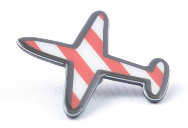 Fashion Pin Airplane